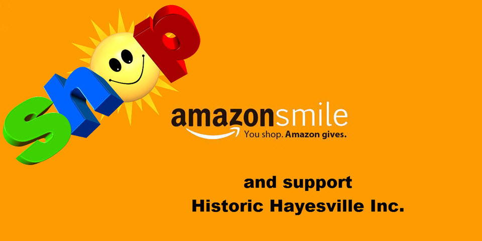 Support HHI at Amazon Smiles