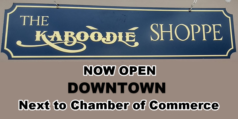 The Kaboodle Shoppe Open Now