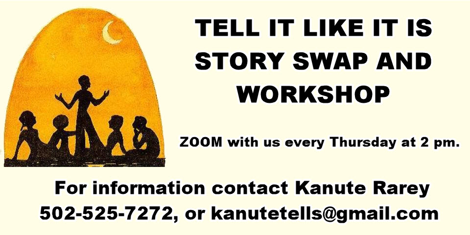 Tell It Like It Is Story Swap & Workshop